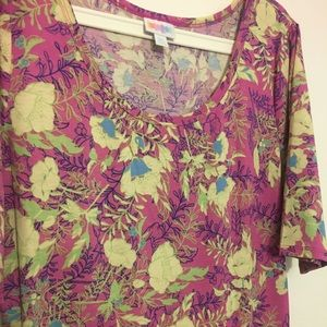 2 XL Lularoe Nicole Dress